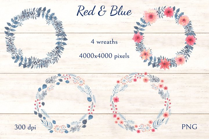 Red & Blue example 6