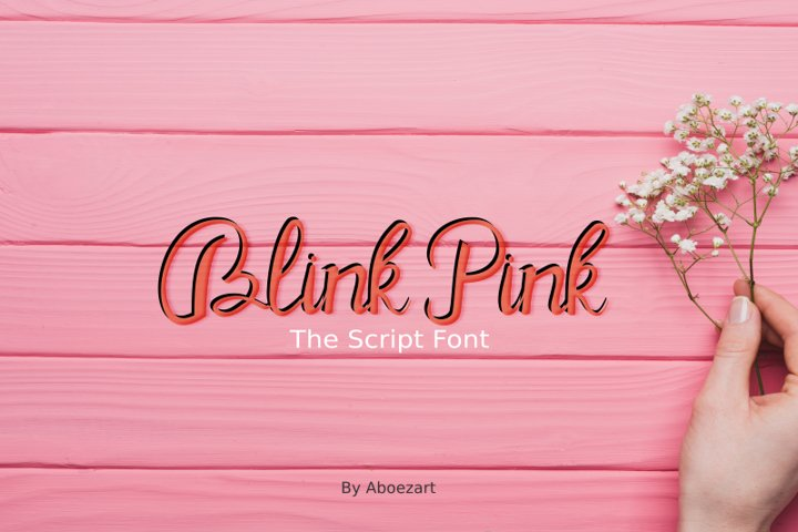 Blink Pink