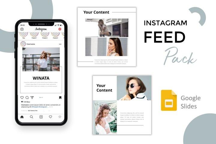 Instagram Feed - Winata