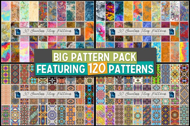 The Big Pattern Package
