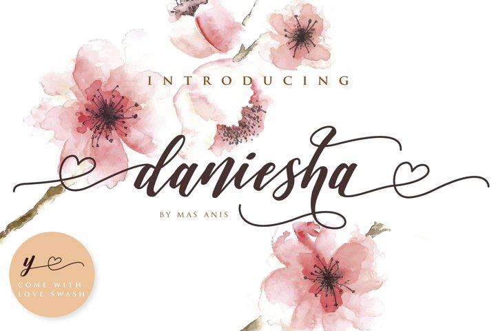 Daniesha