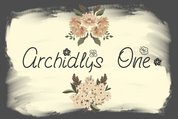 Archidlys One