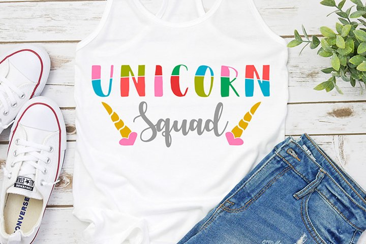 Unicorn squad Birthday
