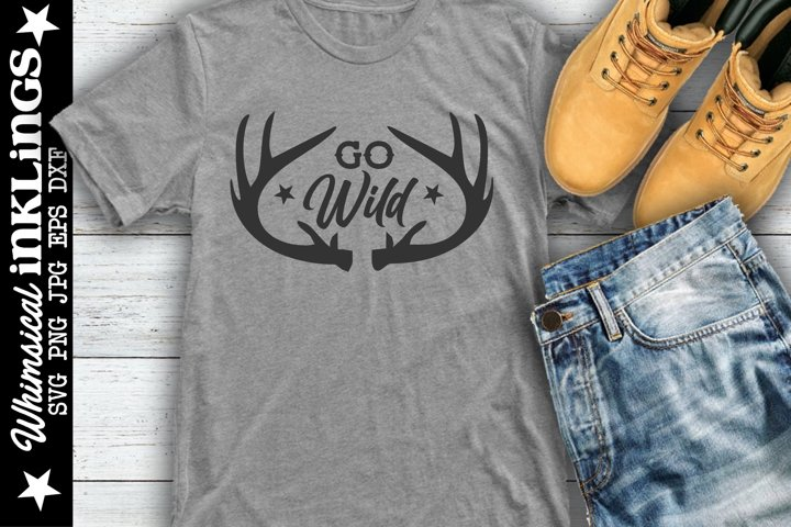 Go Wild-Hunting SVG