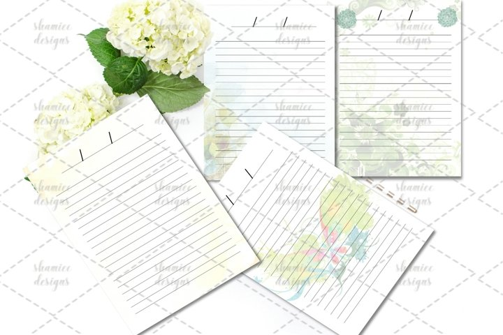Journal/Planner pages