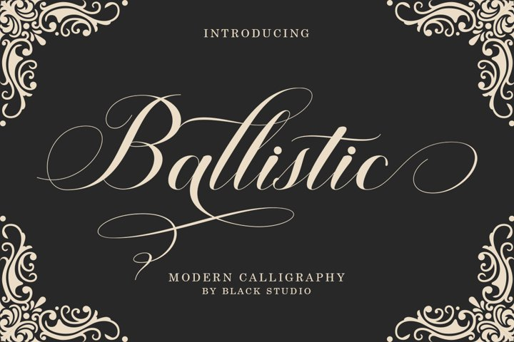 Ballistic Script