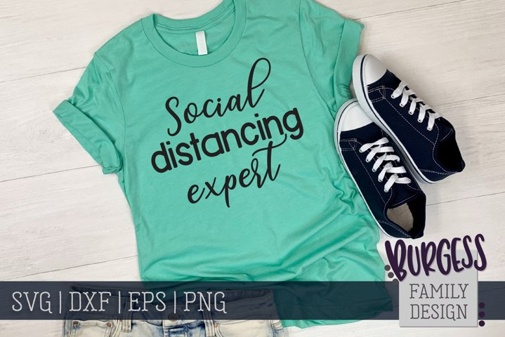 Social distancing expert | Cuttable