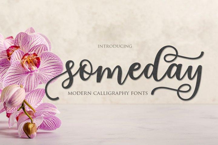 someday script