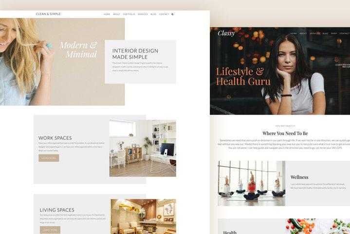 ARIYAH WordPress Theme