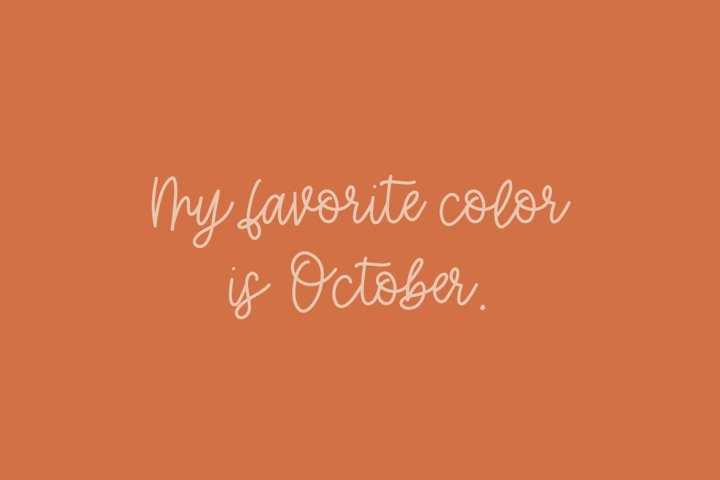 Hey Pumpkin Script Font - Free Font Of The Week Design4