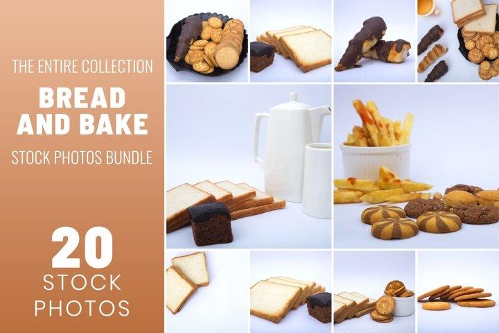 Bread and Bake Stock Photos Bundle