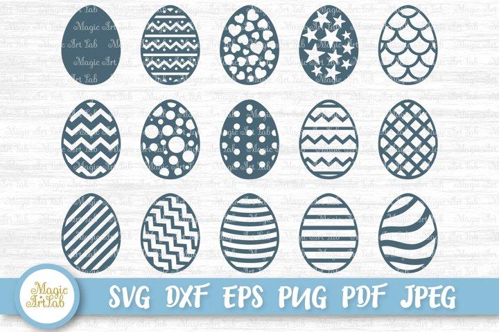Easter egg svg, Easter svg, Happy Easter svg, Easter bucket