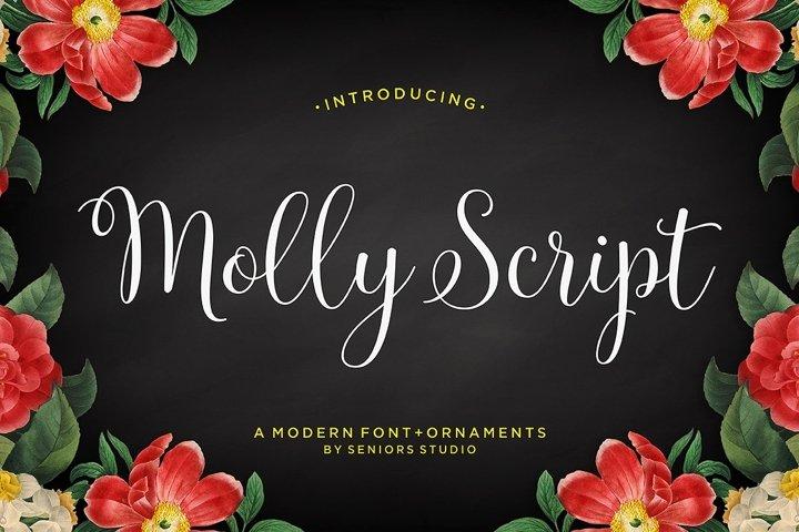 Molly Script