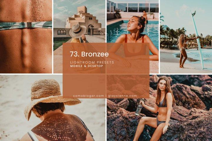 73. Bronzee Presets