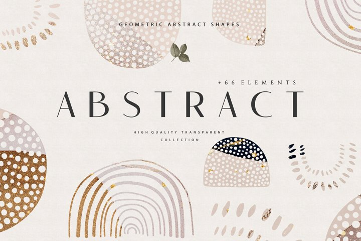Abstract Shapes Png Overlays