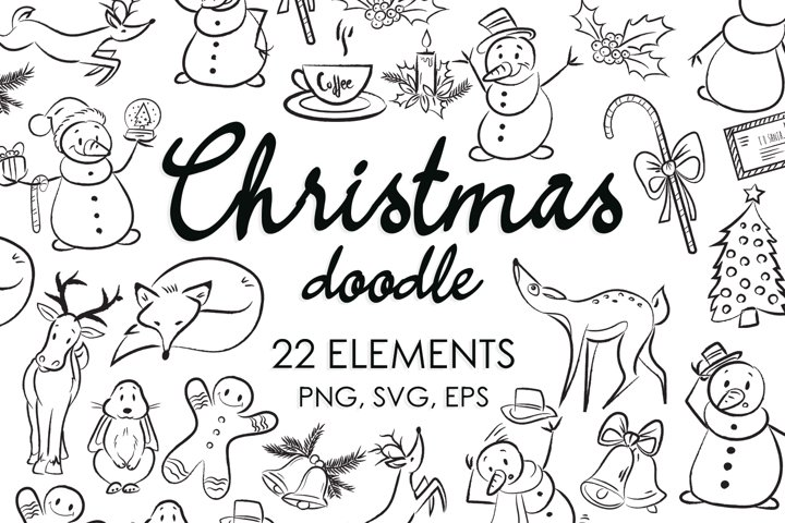 Christmas Bundle Svg, Reindeer, Seasons, Christmas Png