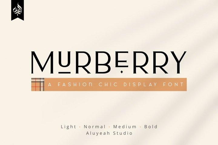 AL Murberry