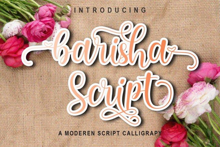Barisha Script