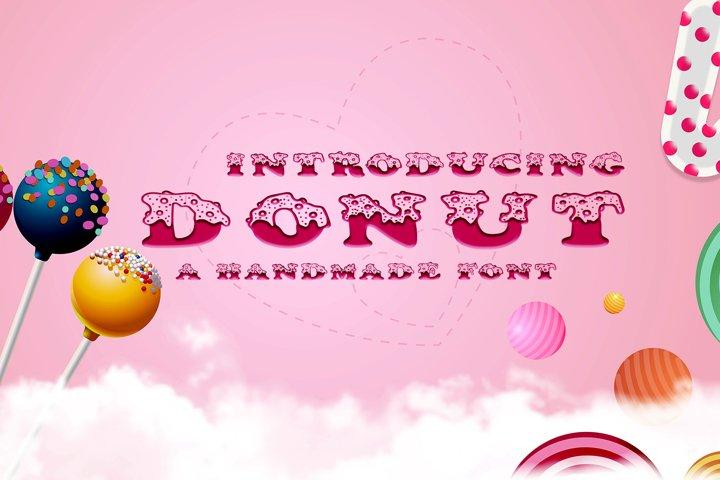 Cute Donut