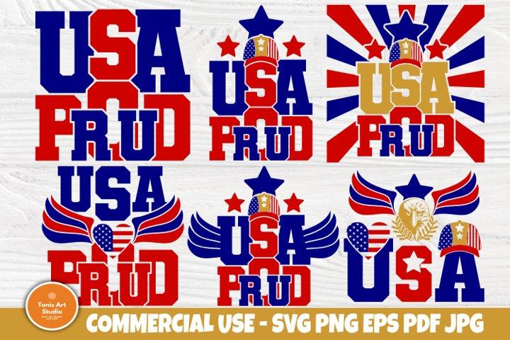 USA SVG Bundle, 4th of July Shirt, USA Proud, Shirt DesIgns