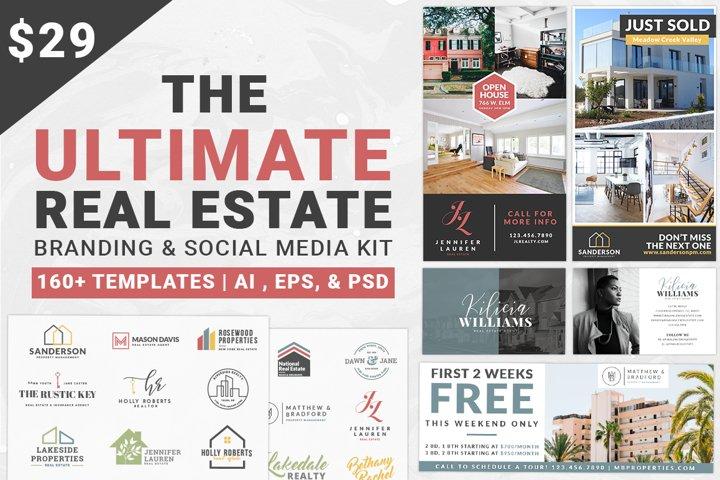 Real Estate Branding & Social Media Kit