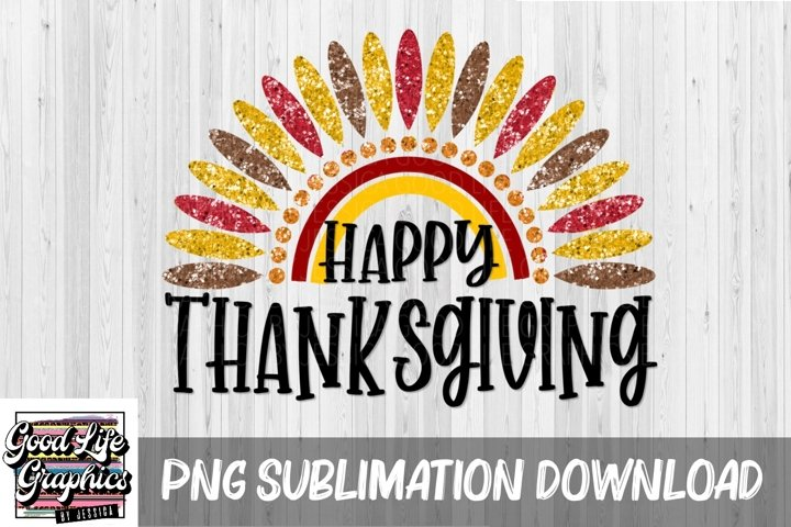 Sublimation Designs for t shirts-Thanksgiving-PNG-