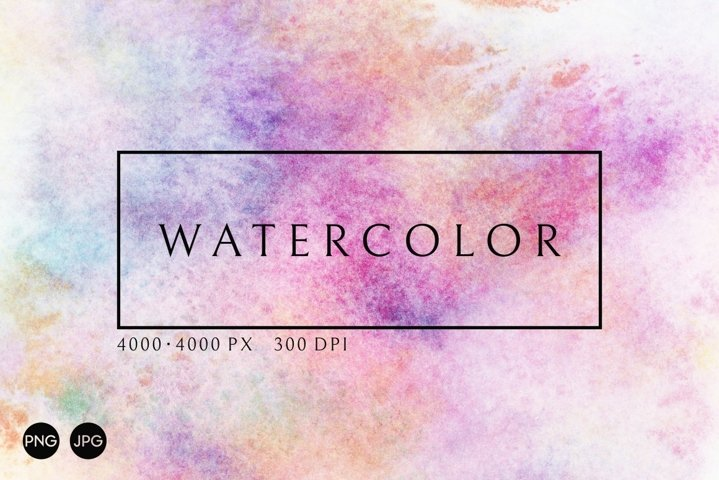 Watercolor Background | Grunge Texture
