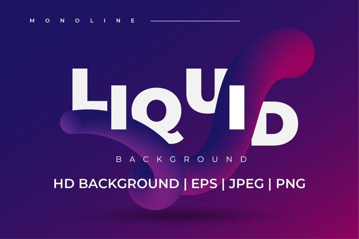 Bundles Background Liquid