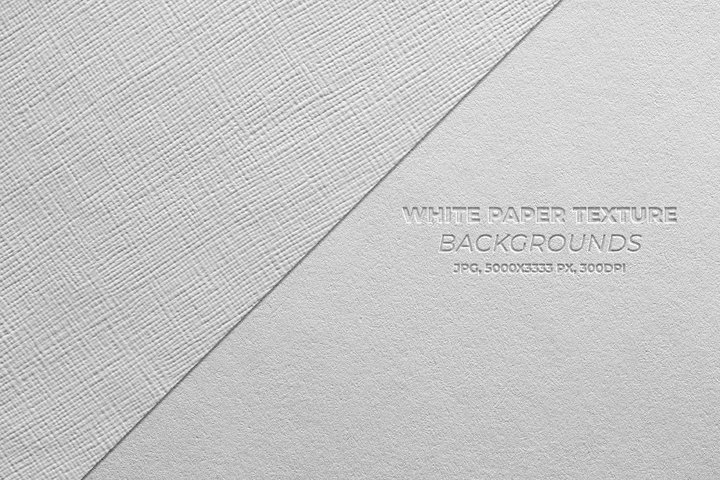 White paper texture backgrounds