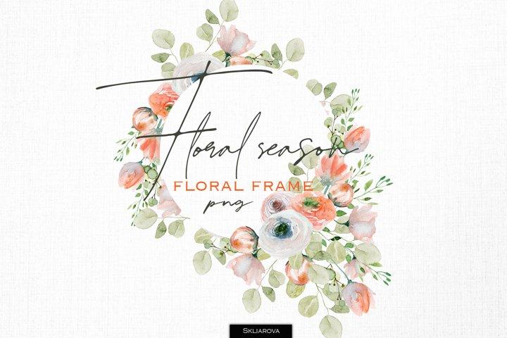 Floral season. Frame#4