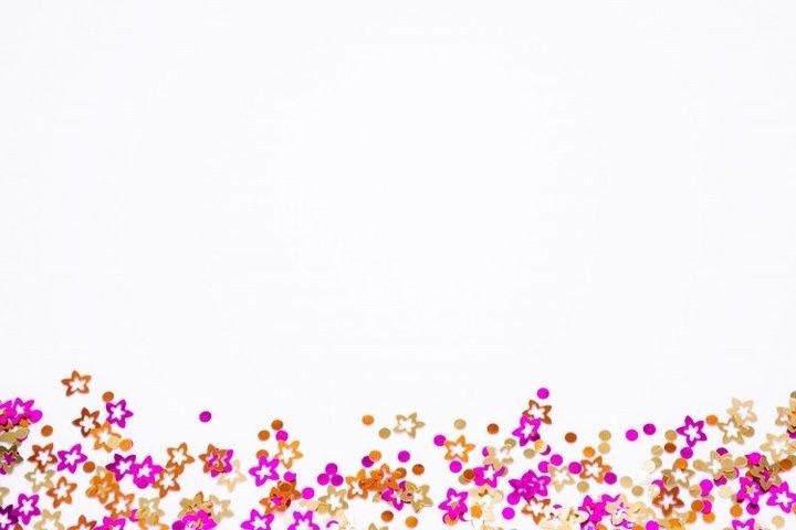Flower confetti - 3