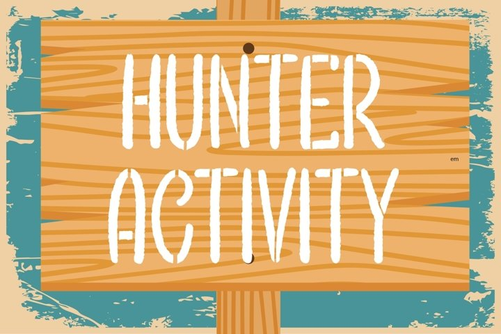 Hunter Activity