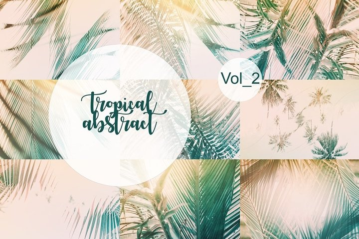 9 Abstract Floral Tropical backgrounds wallpaper Exotic