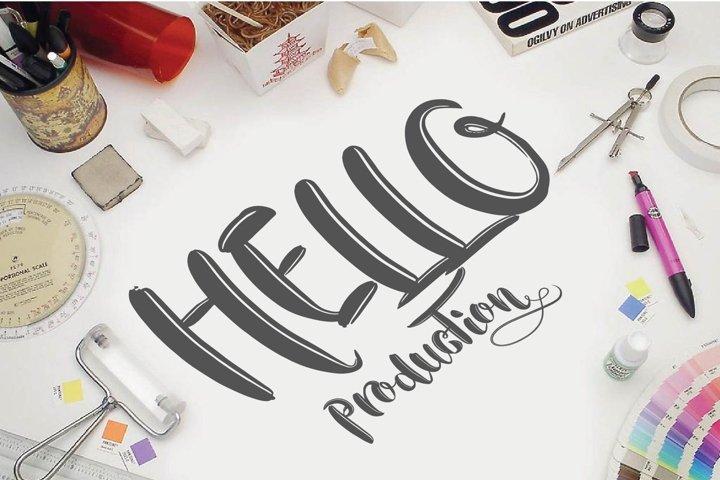 RACHEL  - Free Font of The Week Design3