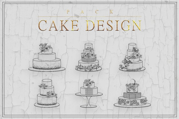 Cake Design Pack