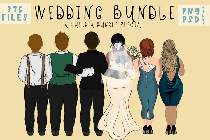 Build a Wedding Bundle|Build a Bundle| Wedding Bundles