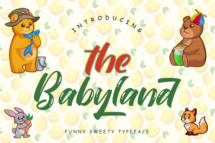 The Babyland