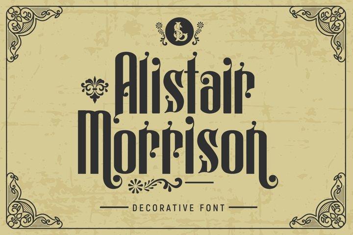 Alistair Morrison