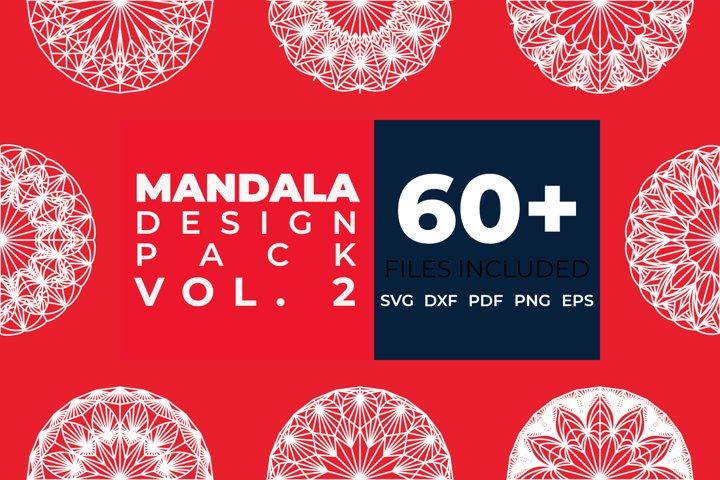 Mandala Design Pack Vol 2