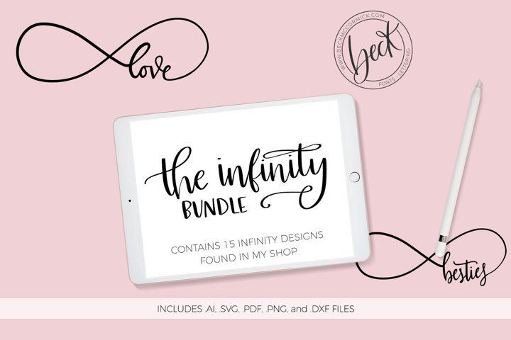 The Infinity SVG Bundle