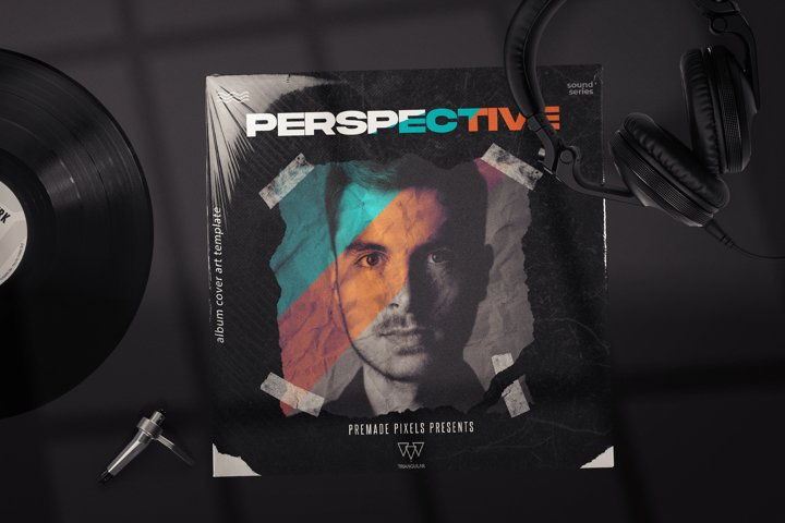 Perspective Album Cover