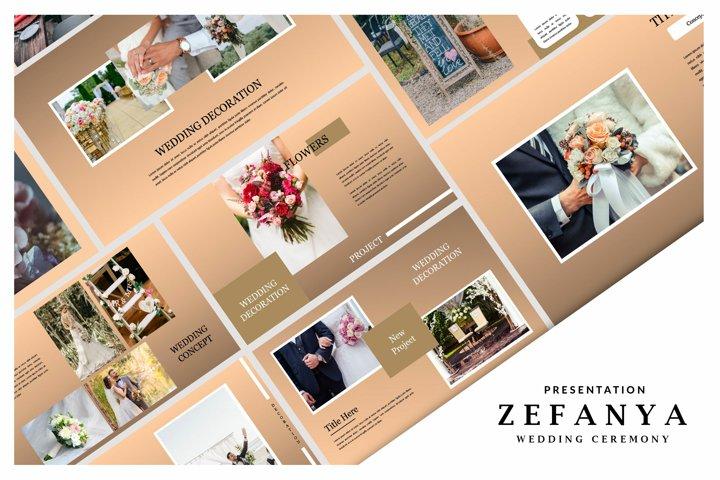 Zefanya Wedding Ceremony Powerpoint