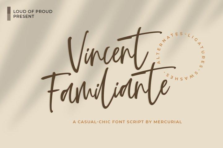 Vincent Familiante