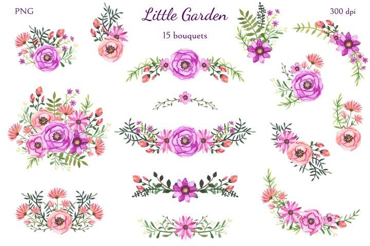 Little Garden example 3