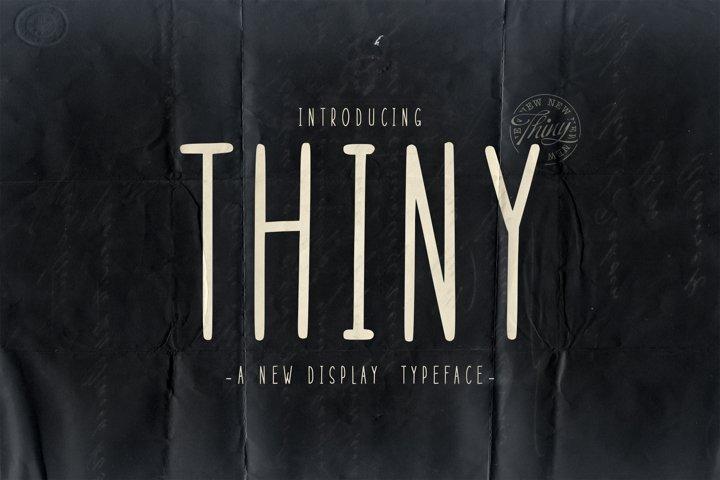Thiny