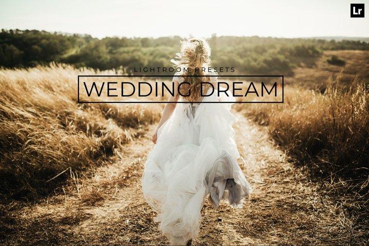 20 Wedding Dream Lightroom Presets