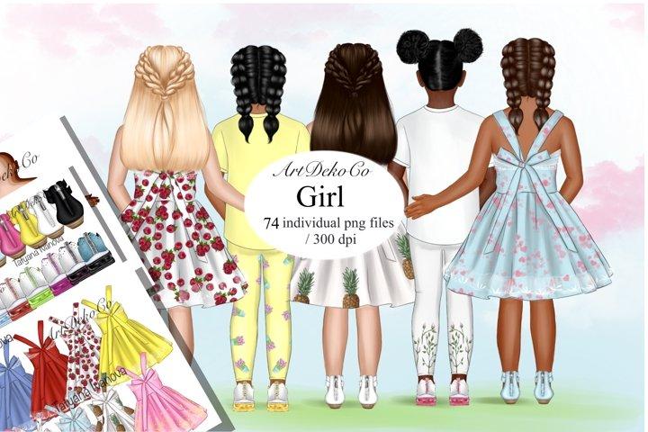 Girls Clothes Pictures DIY, Dresses & Leggings