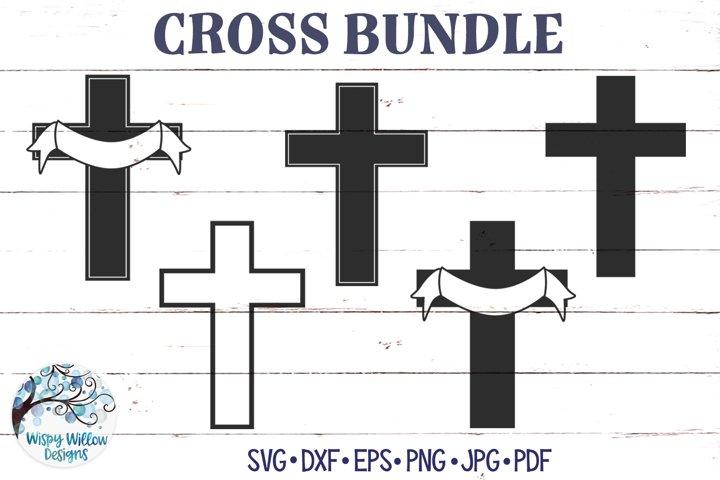 Cross Bundle SVG Cut Files