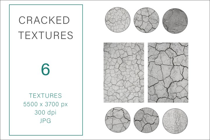 Cracked Textures, Photography Textures