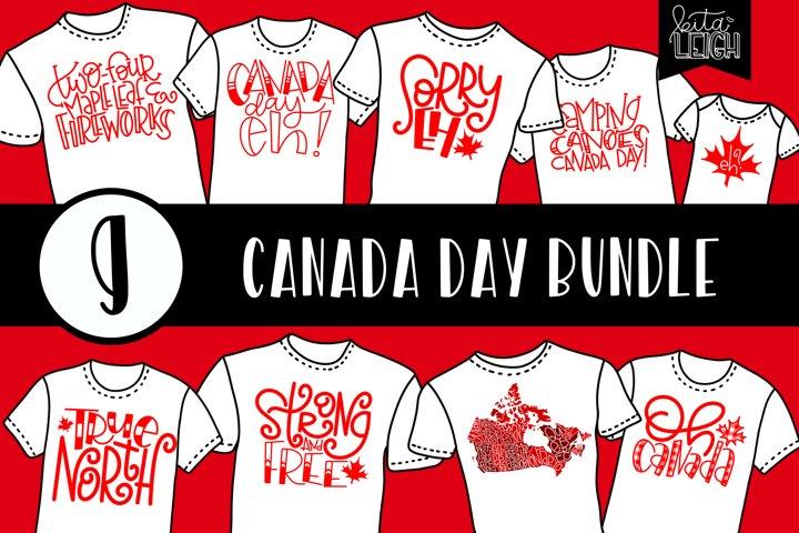 Canada Day Bundle